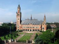 The International Court of Justice (ICJ) in The Hague.